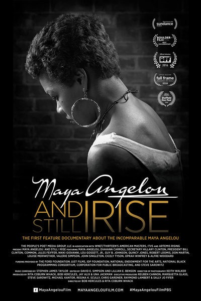 "Maya Angelou: And Still I Rise"" is A Don't Miss Documentary ..."