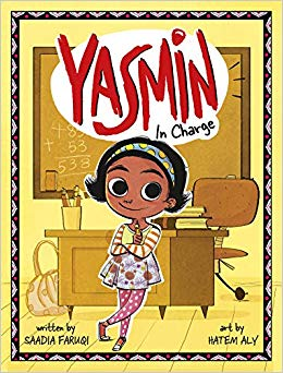 yasmin in charge